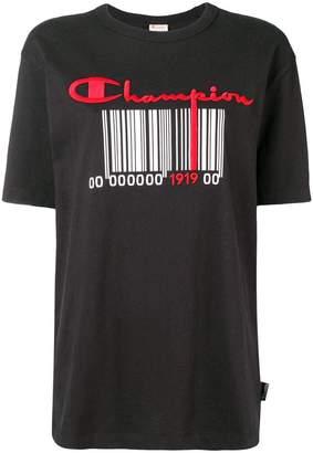 Champion Barcode T-shirt
