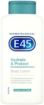 E45 Hydrate and Protect Body Lotion for Normal to Dry Skin 250ml