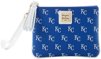 Dooney & Bourke Kansas City Royals Stadium Wristlet