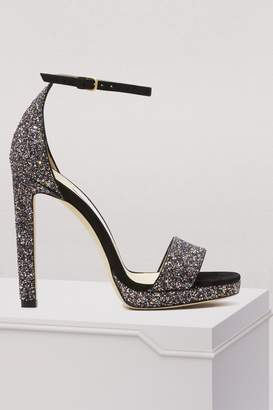 Jimmy Choo Mistry 120 sandals