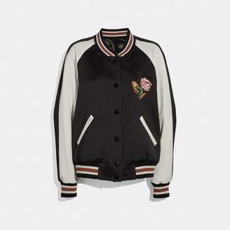 Coach Reversible Varsity Jacket