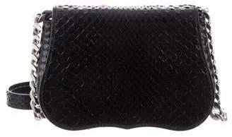 Calvin Klein Python Shoulder Bag