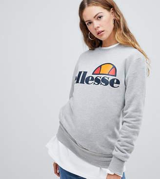 Ellesse (エレッセ) - ellesse Ellesse Boyfriend Sweatshirt With Chest Logo