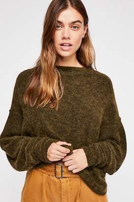 Break Away Pullover Sweater