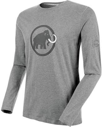 Mammut Logo Long-Sleeve T-Shirt - Men's