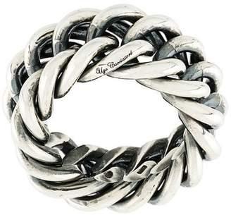Ugo Cacciatori chain link ring