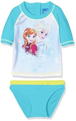 Disney Die Eiskönigin Baby Girls' 88802 Swimwear Set,9-12 Months