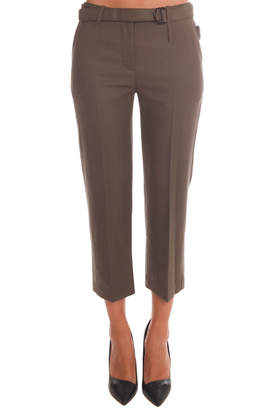 3.1 Phillip Lim Slim Cropped Pant