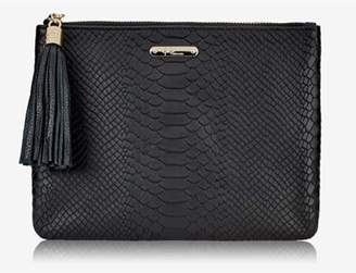 GiGi New York Aio Snake Clutch