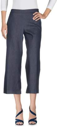 Rose' A Pois Denim pants - Item 13195897KF