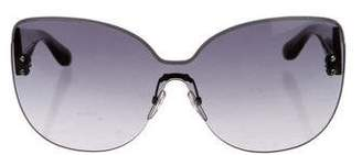 Marc Jacobs Oversize Rimless Sunglasses