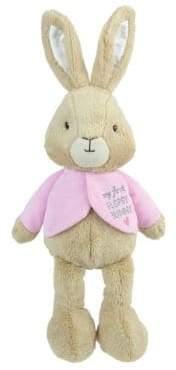"""Disney Soft """"My First Bunny"""" Flopsy Cuddly Toy"""