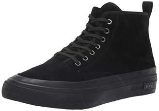 SeaVees Men's Mariners Boot Pig Suede Sneaker