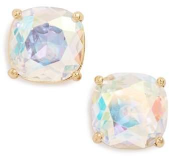 Kate Spade New York Mini Small Square Semiprecious Stone Stud Earrings