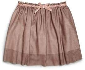 Marie Chantal Little Girl's Shimmer Skirt