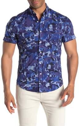 J.Crew J. Crew Camo Print Slim Fit Shirt