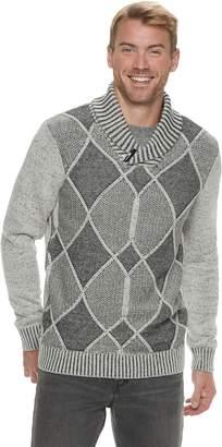 Method Products Men's Regular-Fit Shawl-Collar Sweater