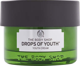 The Body Shop Drops Of Youth Day Cream
