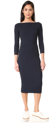 Theory Delissa C Dress $395 thestylecure.com