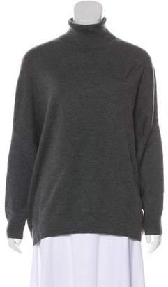 Derek Lam Cashmere-Blend Turtleneck Sweater