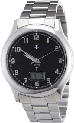 MTS Men's Quartz Watch 1661.4096 with Metal Strap