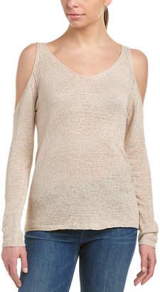 Gilli Cold-Shoulder Sweater