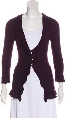 Diane von Furstenberg Gila Long Sleeve Cardigan