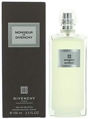 Givenchy Monsieur De by for Men - 3.3 Ounce EDT Spray