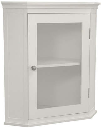 "Beachcrest Home Daisha 15"" W x 24"" H Wall Mounted Cabinet"