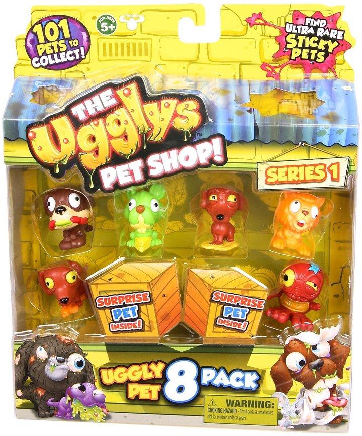 The Ugglys Pet Shop S1 8 Pack
