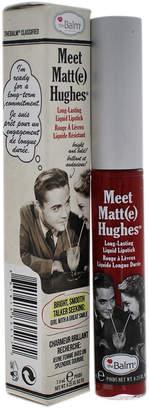 TheBalm 0.25Oz Loyal Meet Matte Hughes Long Lasting Liquid Lipstick