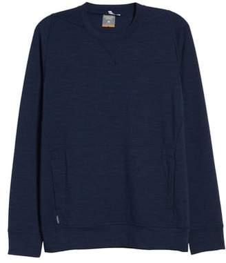 Icebreaker Shifter Merino Wool Blend Crewneck Sweater