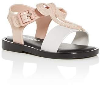 8894395b7 Mini Melissa Girls  Color-Block Mini Mar Sandals - Walker