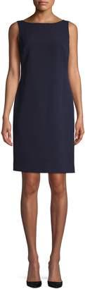 Karl Lagerfeld Paris Sleeveless Shift Dress