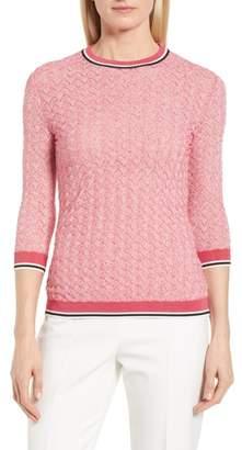 BOSS Basket Weave Sweater