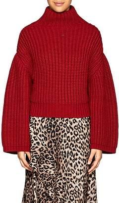 Lanvin Women's Chunky Wool-Blend Sweater