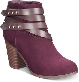 Material Girl Mini Ankle Booties