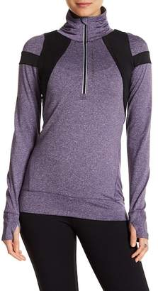 HPE Heathered Stretch Pullover