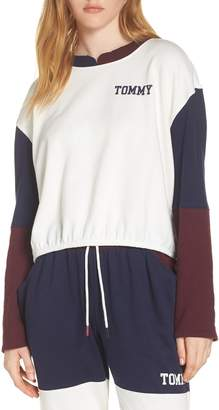 Tommy Hilfiger Colorblock Sweatshirt