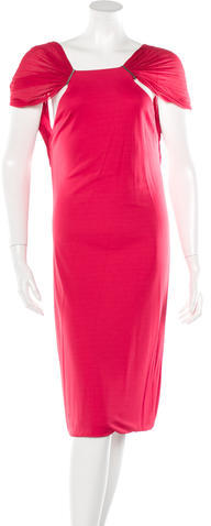 Gucci Gucci Sleeveless Midi Dress w/ Tags
