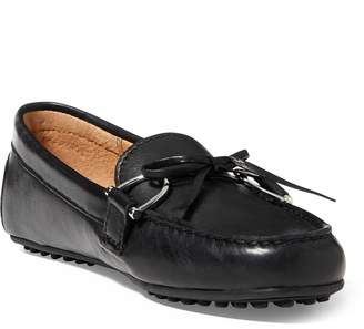 Ralph Lauren Briley Leather Loafer