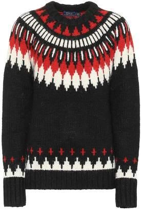 Polo Ralph Lauren Wool and alpaca blend sweater