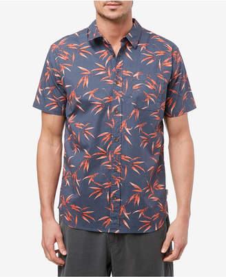 O'Neill Jack Men Bamboo Short Sleeve Woven Shirt