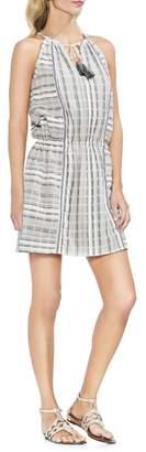 Vince Camuto Baja Striped Minidress