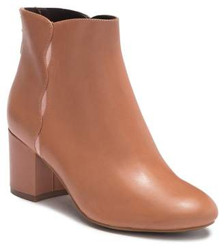 Cole Haan Indra Grand Leather Scallop Bootie