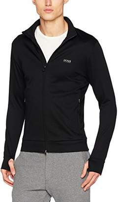 BOSS Men's Sl-tech Sweatshirt, (Black 001), X-Large