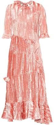 REJINA PYO Alina velvet dress