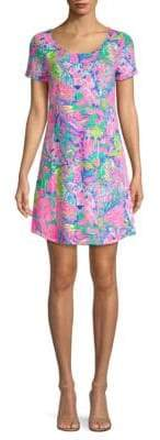 Lilly Pulitzer Tammy Short-Sleeve Shift Dress