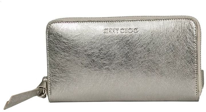 Jimmy Choo Zip Around Wallet