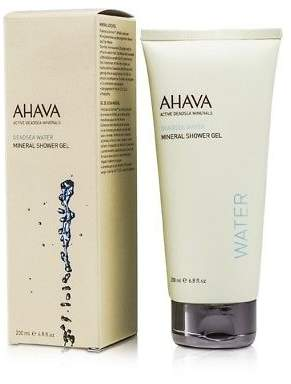 Ahava NEW Deadsea Water Mineral Shower Gel 200ml Womens Skin Care